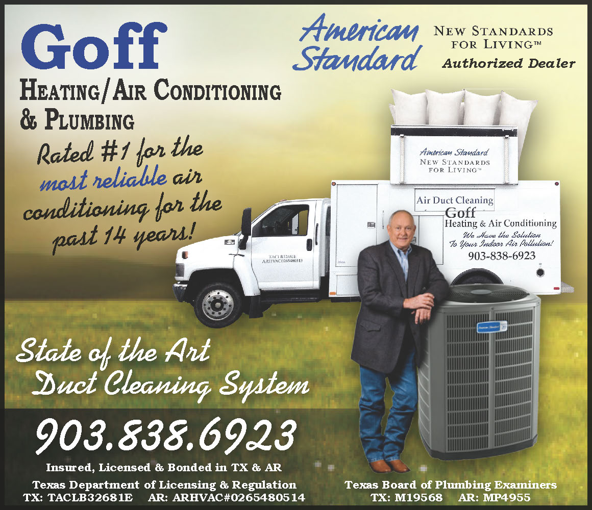 Goff Heating and Air Ad0915